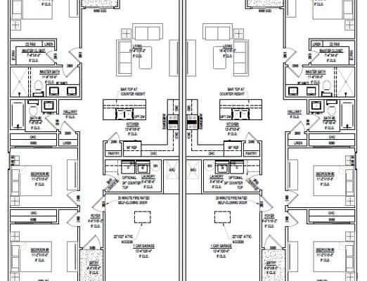 2574 sq ft floorplan